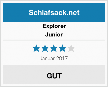 Explorer Junior Test