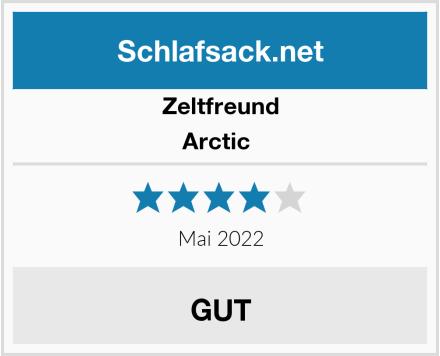 Zeltfreund Arctic  Test
