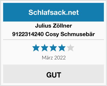 Julius Zöllner 9122314240 Cosy Schmusebär Test