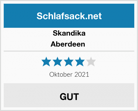 Skandika Aberdeen  Test
