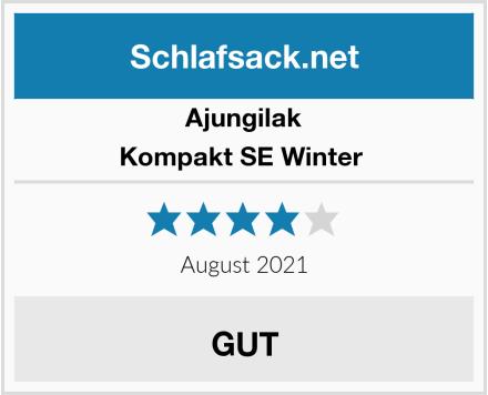 Ajungilak Kompakt SE Winter  Test