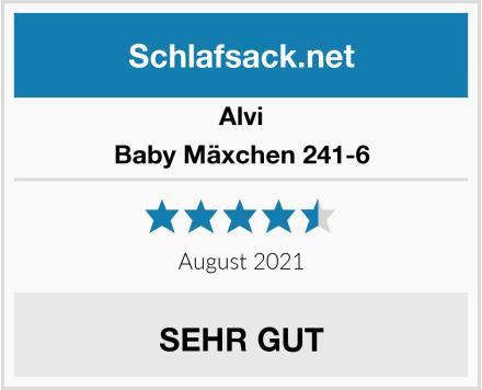 Alvi Baby Mäxchen 241-6 Test
