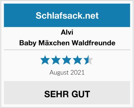 Alvi Baby Mäxchen Waldfreunde Test