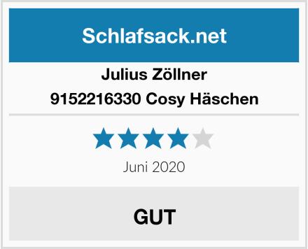 Julius Zöllner 9152216330 Cosy Häschen Test