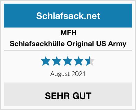 MFH Schlafsackhülle Original US Army Test