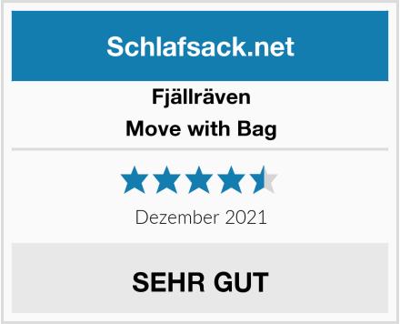 Fjällräven Move with Bag Test