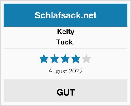 Kelty Tuck  Test