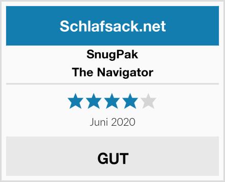 SnugPak The Navigator Test