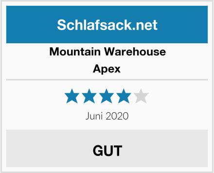 Mountain Warehouse  Apex Test