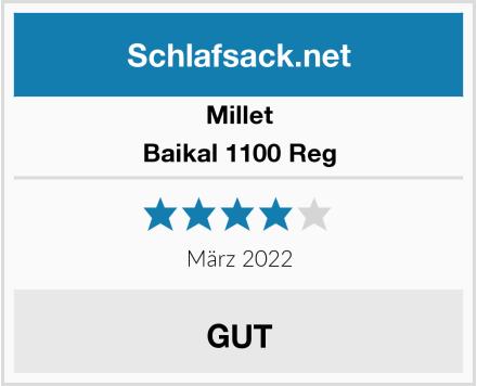 Millet Baikal 1100 Reg  Test
