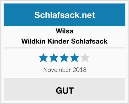 Wilsa Wildkin Kinder Schlafsack Test