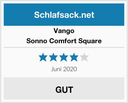 Vango Sonno Comfort Square Test