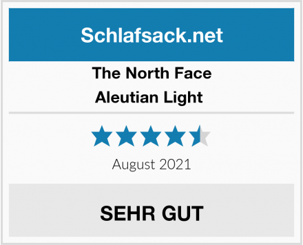 The North Face Aleutian Light  Test