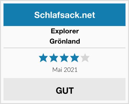 Explorer Grönland Test