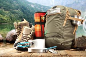 Kleines 1x1 der Camping-Ausrüstung