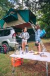 Camping-Checkliste von A bis Z