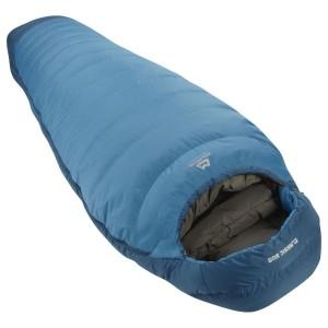 Schlafsack aus Daunenfedern