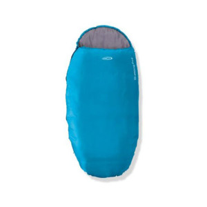 Der Schlafsack in Eiform