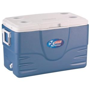 Kühlboxen und Kühlschränke