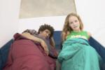 Die passende Größe beim Schlafsack finden