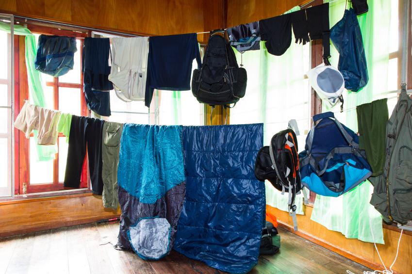 schlafsack waschen so reinigen sie verschmutzte schlafs cke. Black Bedroom Furniture Sets. Home Design Ideas