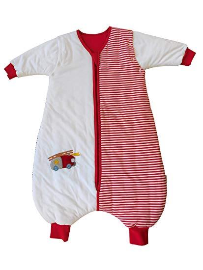 Schlummersack Ganzjahres Schlafsack mit Beinen