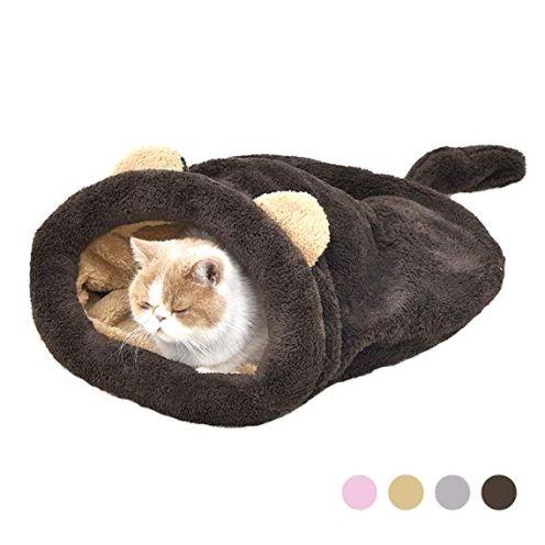 Eono Essentials Katze Schlafsack